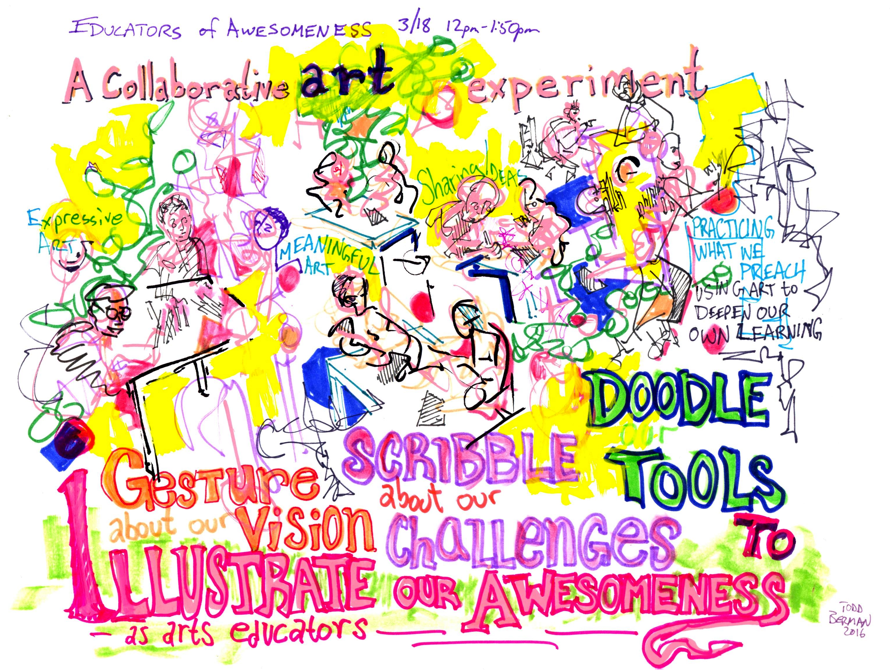 Educators%20of%20Awesomeness_A%20Collaborative%20Learning Through Art%20Experience on Parent Educator